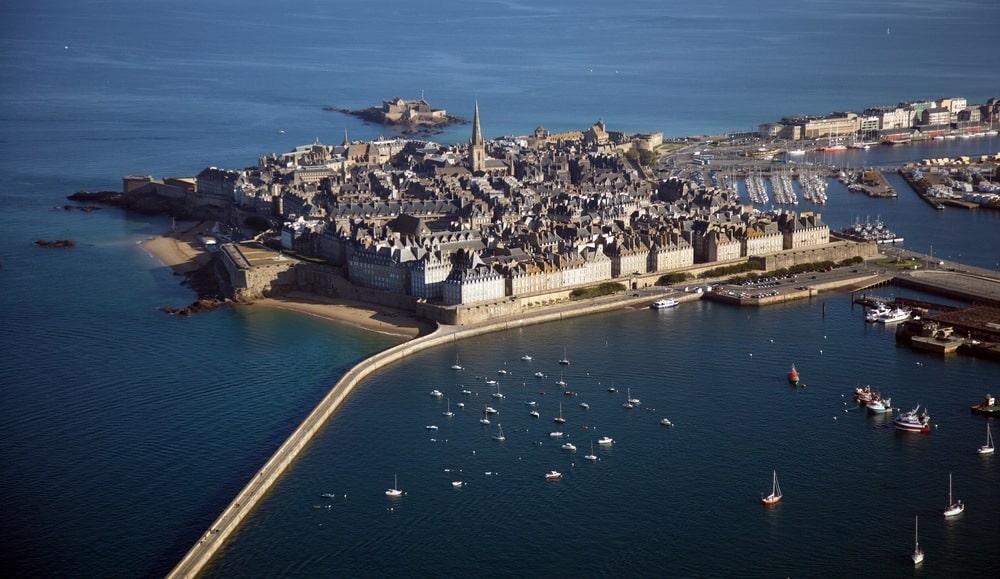 Ville de Saint-Malo de Bretagne